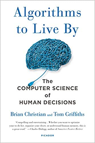 Algorithms To Live By book