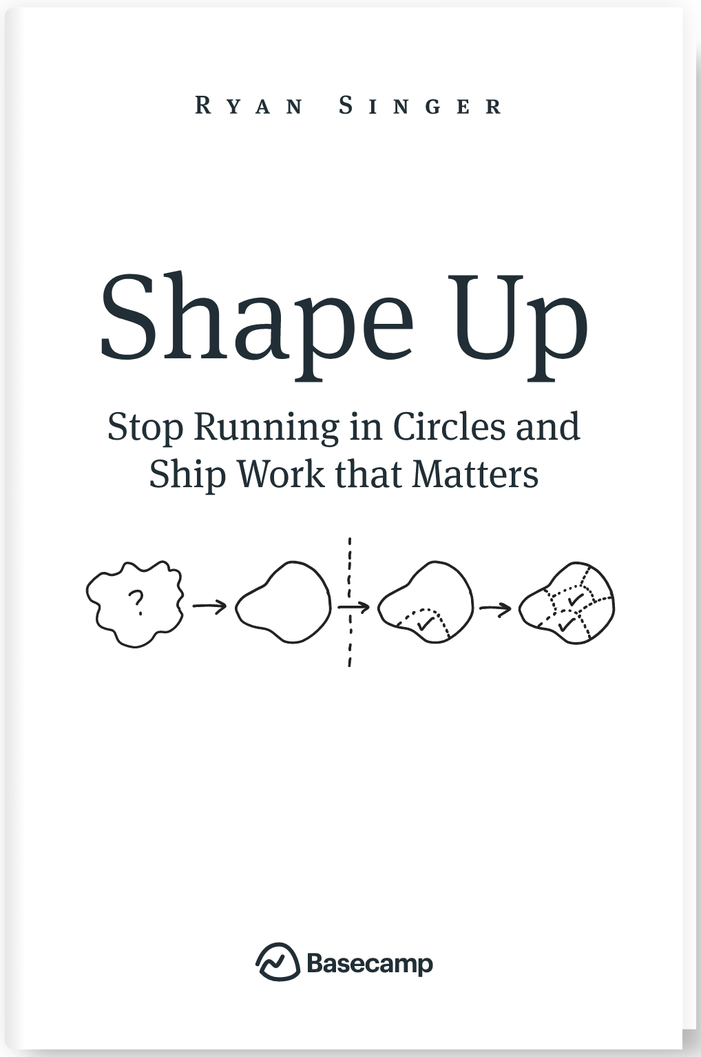 Shape Up book